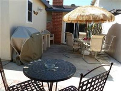 Photo for 1 Story Townhouse, newly restored, 3 pools, Jacuzzi, Sauna, bikes, tennis, Cal State Parks (Beach)