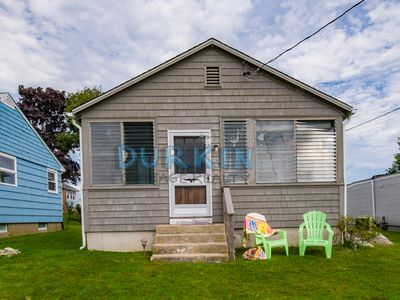 Photo for Modest Cottage, Ocean Views, Two Blocks from Beach