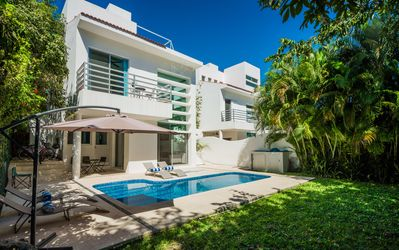 Photo for Amazing !!! Modern and private Villa Playacar close to the beach!