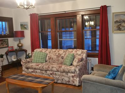 Photo for Water View: Spacious, Relaxed, and Charming Heritage Home in Trendy Downtown