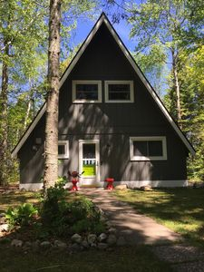 Photo for Beautiful, Direct Lake Michigan Frontage, 1300 sq ft home