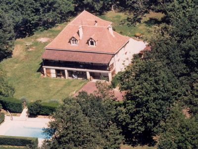 Photo for Holiday cottage with 6 bedrooms and swiming pool