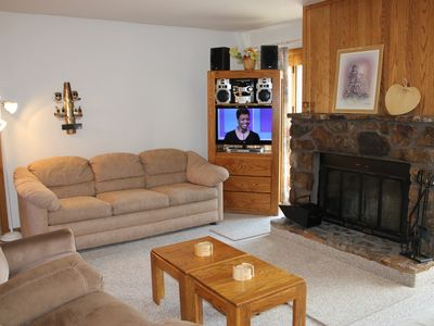 Photo for BV103BB 1st floor, Cute Condo with Elevator, Wifi, Fireplace, Clubhouse