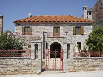 Photo for wonderfully restored traditional stone house