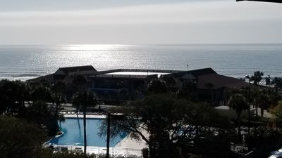 Photo for Ocean Condo - The View !! - Clean - Renovated 2 Bdrm - Top Floor - KING BED!