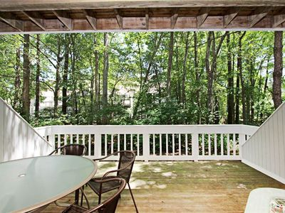 Photo for 8408W: Comp. Linens! 1st fl 2BR Sea Colony West Condo! Walk to Pools & Tennis!