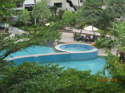 Photo for 1BR Condo Vacation Rental in Pattaya, Chonburi