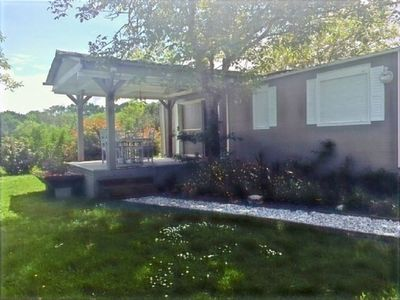 Photo for Picturesque Bungalow with its private park on a natural property of 15 Ha.