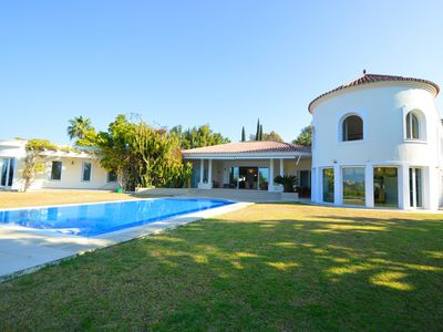 Photo for Beautiful villa on the New Golden Mile, Estepona FOR VACATION RENTAL