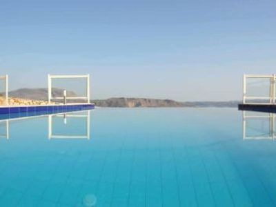 Photo for HOLIDAY'S DREAM VILLA. PRIVATE INFINITY POOL, SEA VIEW, CALM & BEAUTIFUL