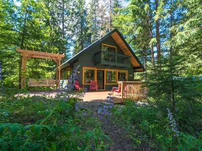 Photo for Ponderosa Pines Family and Friends Getaway Cabin!