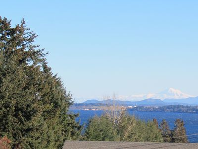 Photo for Mill Bay, British Columbia: Home With A View