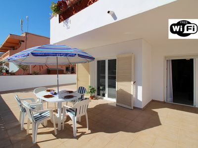Photo for Apart-Rent-Apartment with big terrace and wifi (0187)