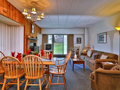 Photo for Mountain Green 2BR/1.5BA w/ great amenities and close to mountain, 1A04