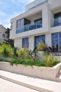 Photo for Design apartment 1 ****,  big terrace with beautiful sea view