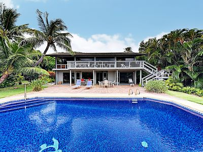 Photo for New Listing! Ocean-View Paradise w/ Private Pool: 3  BR, 3.5  BA House in Honolulu, Sleeps 8