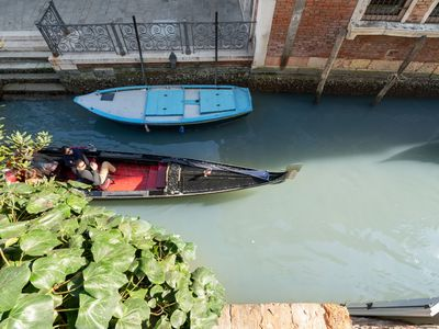 Photo for San Marco Style Canal View Apt. 2 - Apartment for 6 people in Castello