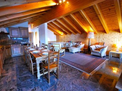 Photo for 4BR Apartment Vacation Rental in Haute Nendaz, Valais