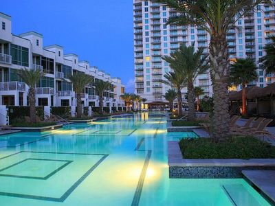 Photo for Sapphire Beach Front family Condo Great prices & views