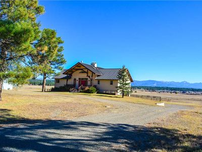 Photo for Ranch Home: 2 BR / 3 BA house/cabin in Pagosa Springs, Sleeps 6