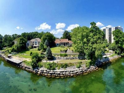 Photo for 2 ACRE WATERFRONT PALACE