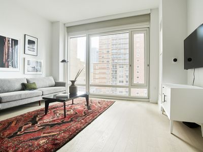 Photo for Sonder | 11th Ave | Polished 1BR + Gym
