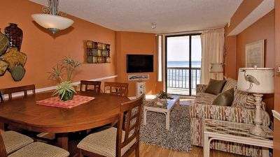 Photo for Oceanfront N.Myrtle Beach, SC~3 bdrm condo