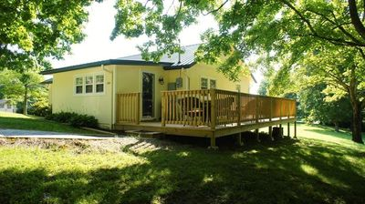 Photo for Cozy Cottage - Minutes from Attractions!