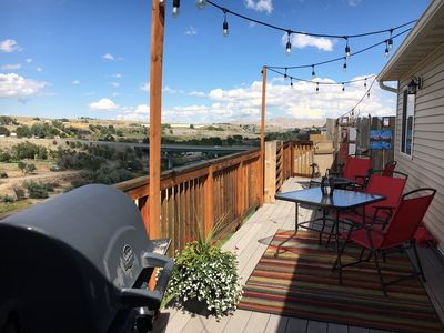 Photo for Lovely Riverview Duplex with central air