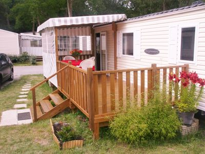 Photo for Cozy and spacious mobile home