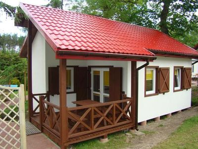 Photo for Rental Dziwnów for 4 persons with 2 bedrooms - Holiday house