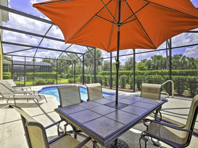 6 BR Solterra Resort, Lazy River and Private South Facing Pool!