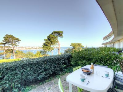 Photo for Apartment Balafen in Dinard - 2 persons, 1 bedrooms