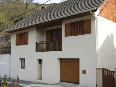 Photo for Fully refurnished 2-room rental in Cier-de-Luchon available all year long