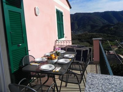 Photo for 3BR Apartment Vacation Rental in Levanto