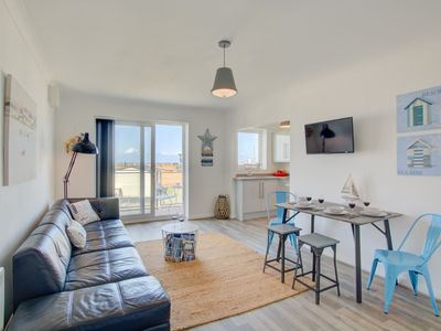 Photo for Seashells - Two Bedroom Apartment, Sleeps 4
