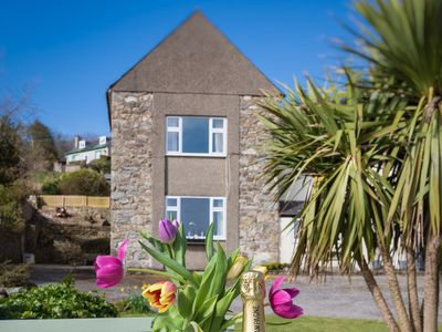 Photo for In a peaceful location in Lower Llanbedrog yet with the National Trust beach and beach restaurant, P