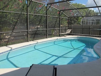 Photo for Close to Diesney, malls and supermarkets - 03 Beds Pool Home
