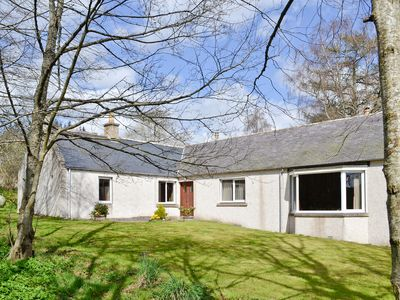 Photo for 4 bedroom accommodation in near Rothiemay