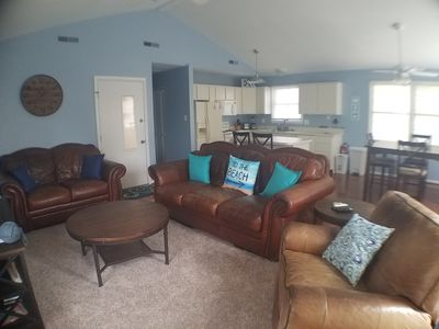 Upstairs - Family room