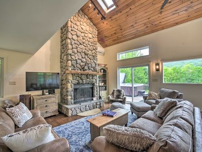 Photo for 'The Mountain House' Windham Retreat w/ Hot Tub!