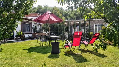 Photo for Beautiful house, pool and garden, close to Queretaro's best vinyards.