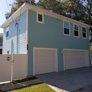 Photo for New Garage Apartment Downtown St Pete - Cresent Lake Area