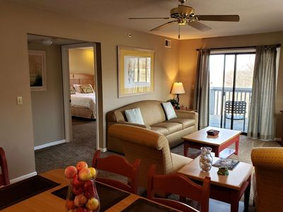 Photo for Top Floor Condo at Gated Golf Course Pointe Royale Very Nice.