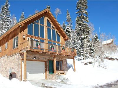 Photo for 5-Star Home; Unmatched View of Slopes, Rent for 7 Nights -- 10% discount
