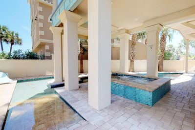 3 Castle in the Dunes- Pool Area