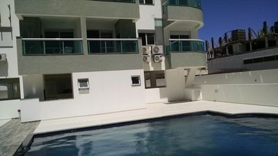 Photo for New and huge 3 bedroom apartment in Ingleses Florianópolis