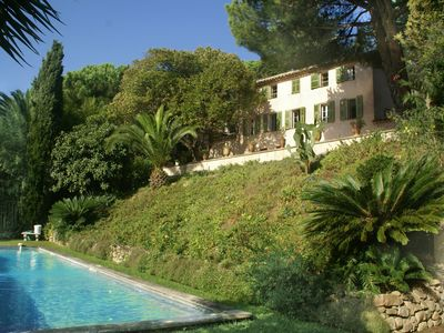 Photo for 4BR Villa Vacation Rental in Cannes