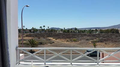 Photo for Modern 1 bedroom apartment with mountain views in Costa del Silencio
