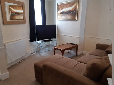 Photo for 2 Bedroom House, 5 min Walk to the beach, 24hr Checkin/WIFI